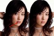 PS CS6液化滤镜给美女瘦身