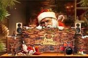 PS设计一款圣诞节海报