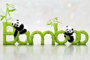 PS制作可爱有趣的熊猫竹子字效果