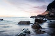 怎么用PS调出通透的海景照片