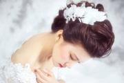 如何用PS调出梦幻唯美的婚纱照