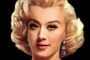 利用蒙版及调色工具快速给美女换脸
