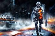PS合成超酷的战争游戏海报