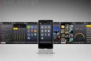 MP3的界面设计UI效果欣赏