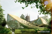 创意十足的魁北克国立美术馆方案