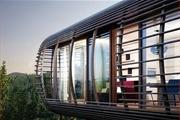 一个可以移动的创意房屋设计